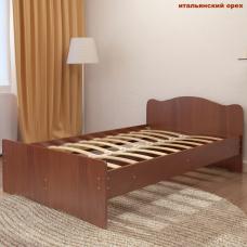 Кровать для дачи Морская волна 1200мм