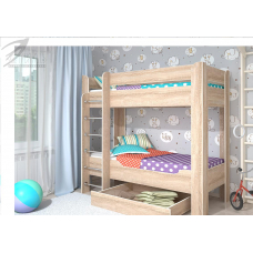 Кровать двухъярусная Мийа-4