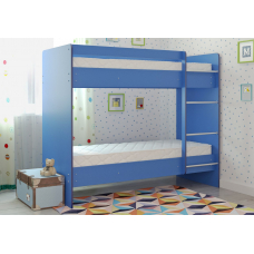 Кровать двухъярусная Радуга