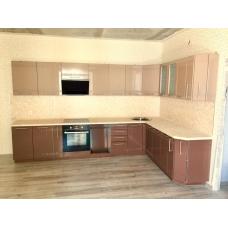 Кухня Мокко 3450х2100