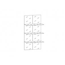 Комплект стёкол для 206 Гарун-С206