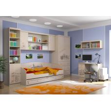 купить модульную спальню недорого в спб от производителя