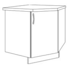 Разделочный стол (Р/C) 850 Угловой