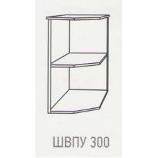 Шкаф Oli верхний угловой 300