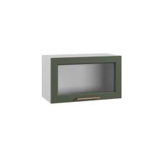 Шкаф Квадро верхний горизонтальный стекло 600