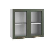 Шкаф Квадро верхний стекло 800