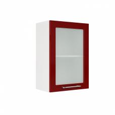 Шкаф Норд верхний стекло 500