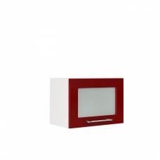 Шкаф Норд верхний горизонтальный стекло 500