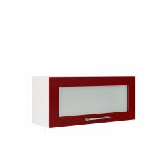 Шкаф Норд верхний горизонтальный стекло 800