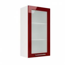Шкаф Норд верхний стекло высокий 500