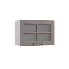 Шкаф Опера верхний горизонтальный стекло 500