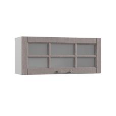Шкаф Опера верхний горизонтальный стекло 800