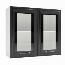 Шкаф Риволи верхний стекло 800