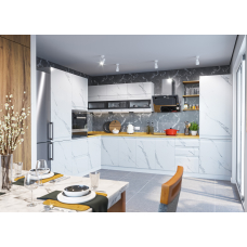 Кухня Скала 2200х3300