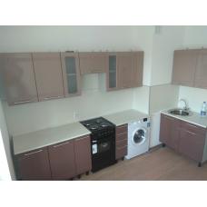 Кухня Мокко 2500х1000