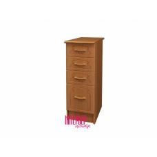Разделочный стол (Р/C) 300(4 ящика)