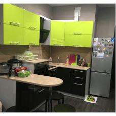 Кухня Капля 2200х1400