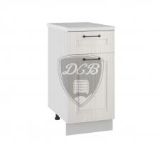 Шкаф Капри нижний 1 ящик 400