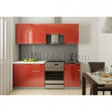 Кухня Oli гранат 2,1м