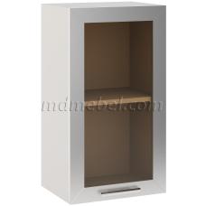 Шкаф Лира верхний стекло 400