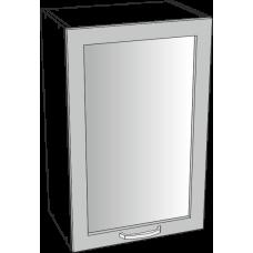 Шкаф Карина верхний стекло 500