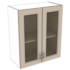 Шкаф Карина верхний стекло 600