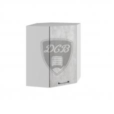Шкаф Лофт верхний угловой 550