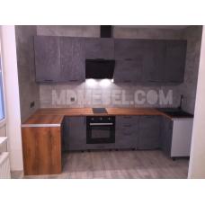 Кухня Лофт 1200х3100