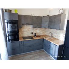 Кухня Лофт 2600х1700