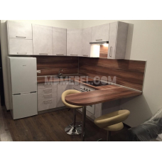 Кухня Лофт 1500х2400