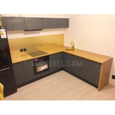 Кухня Лофт 2400х2100
