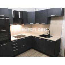 Кухня Лофт 2400х2000