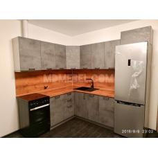 Кухня Лофт 2100х2400