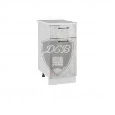 Шкаф Лофт нижний 1 ящик 400