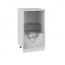 Шкаф Лофт нижний с нишей под микроволновку 600