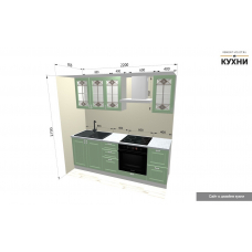 Кухня Ницца 2200