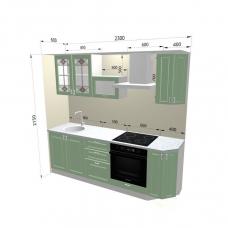 Кухня Ницца 2300