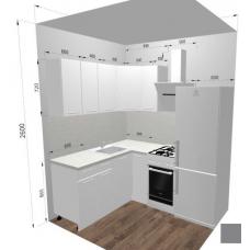 Кухня Oli 1600х900