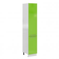 Пенал Oli 400 зеленый металлик