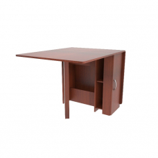Раскладной стол с боковыми ящиками