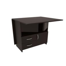Раскладной стол с ящиком