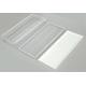 Посудосушитель 600 мм с рамкой и поддоном ( покрытие белое)
