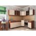 Кухня угловая ЛДСП по предметно 2.25м х1.25м