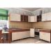 Кухня угловая ЛДСП с большой рабочей поверхностью 2.45м х 1.65м