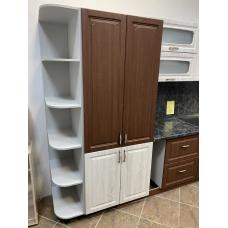 Шкаф кухонный с консолью Вероника-1.1