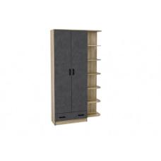 Прихожая №7 шкаф с консолью MDF
