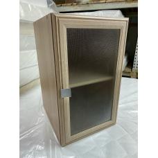 Шкаф-антресоль остекленный 400мм