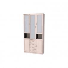 Шкаф книжный-буфет Гарун - А210