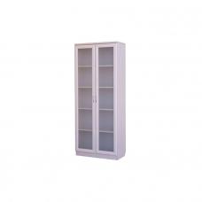 Офисный шкаф двустворчатый для книг Г-А218