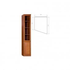 Шкаф книжный (консоль) правая Гарун - А202